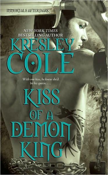 Поцелуй короля-демона. Кресли Коул